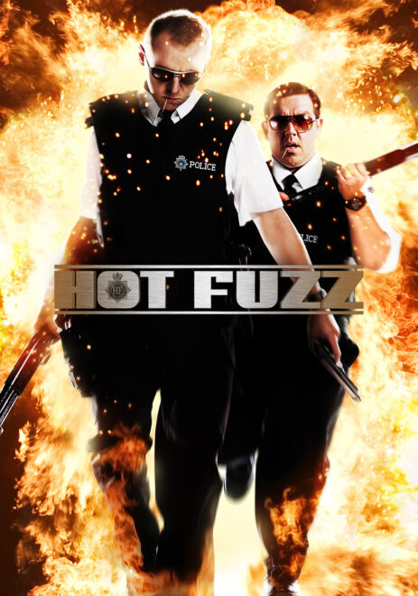 Mood Boosters || Hot Fuzz (2007)