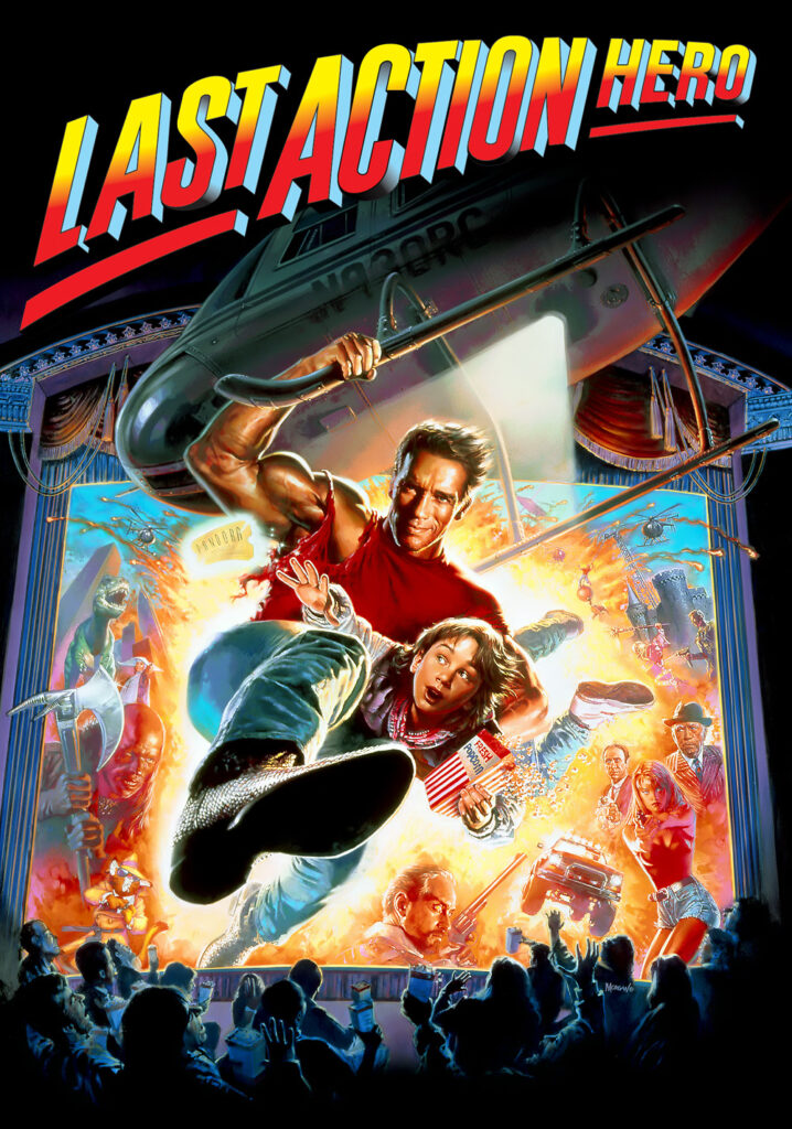 Mood Boosters || Last Action Hero (1993) [35MM]