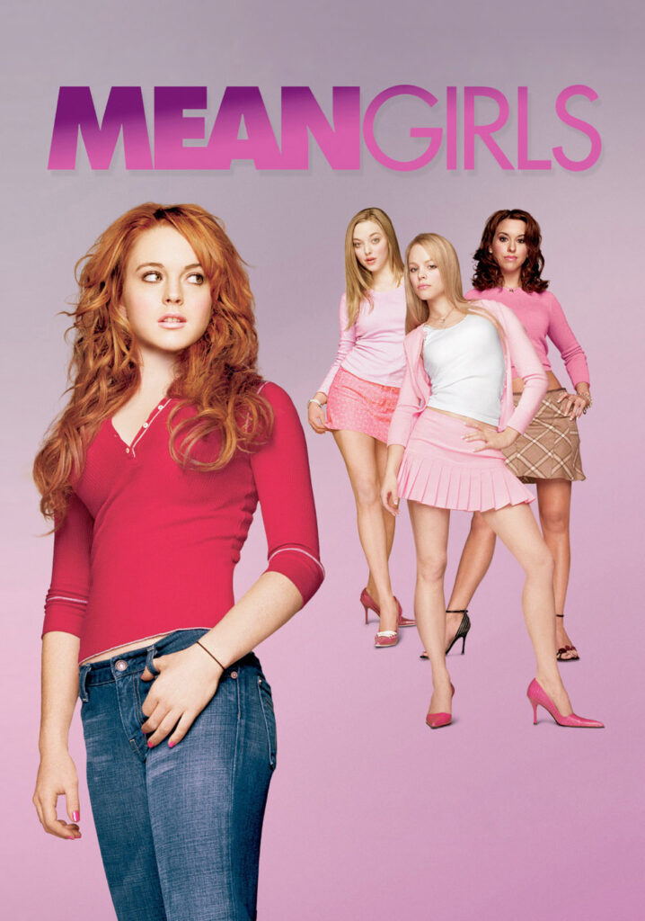 Mood Boosters || Mean Girls (2004)