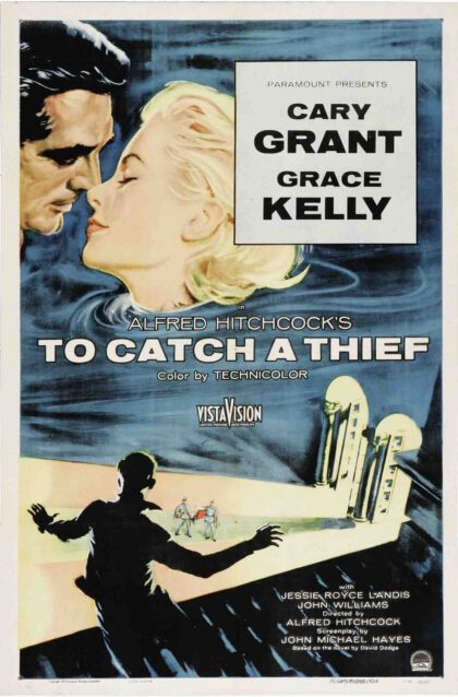 Summer on the Silver Screen: To Catch a Thief (1955)
