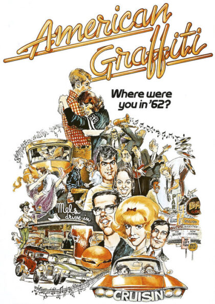 Summer on the Silver Screen: American Graffiti (1973)