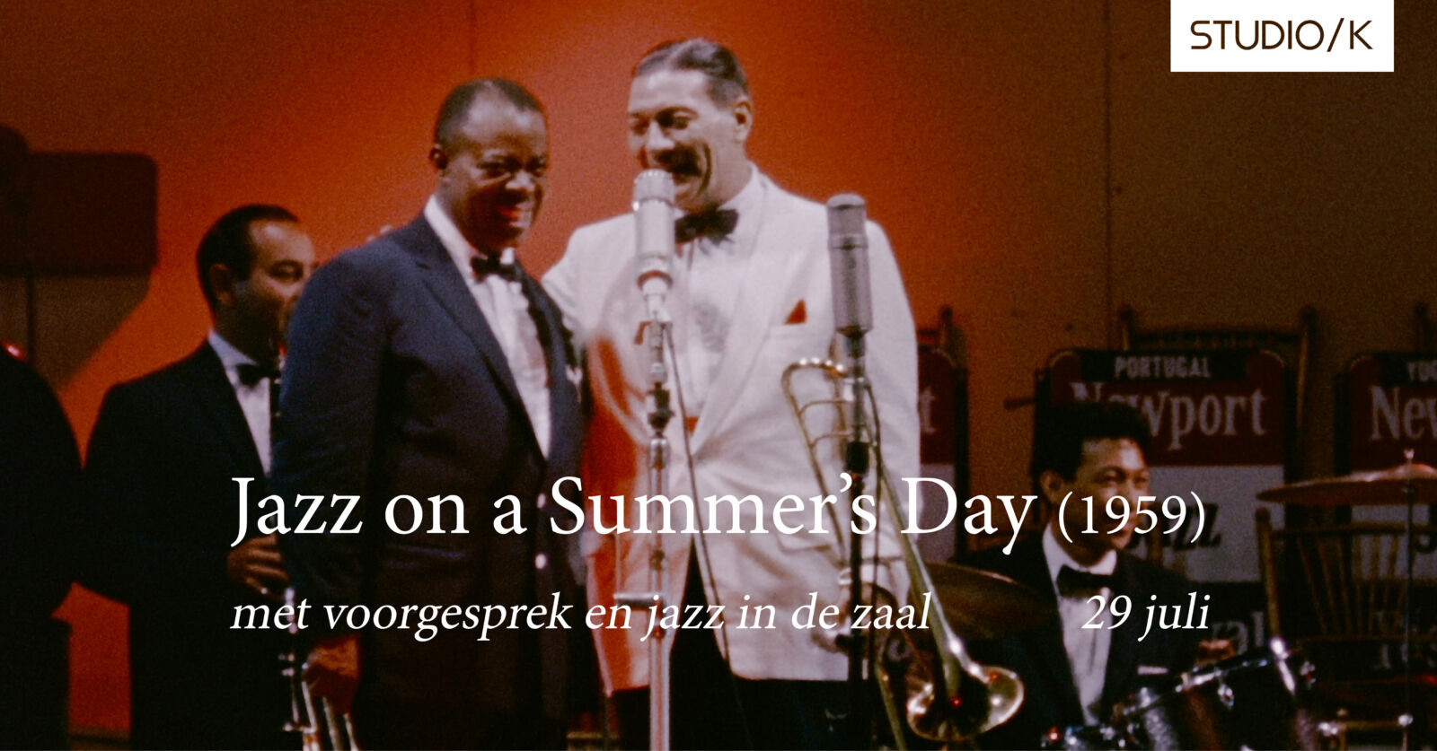 Special: Jazz on a Summer's day + Jazz in /K