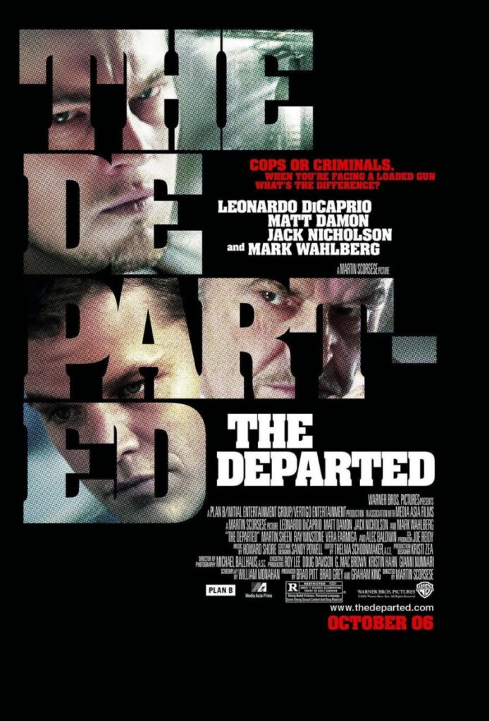 OUTLAWS   The Departed (2006) [35MM]