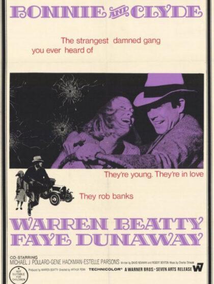 OUTLAWS | Bonnie & Clyde (1967)