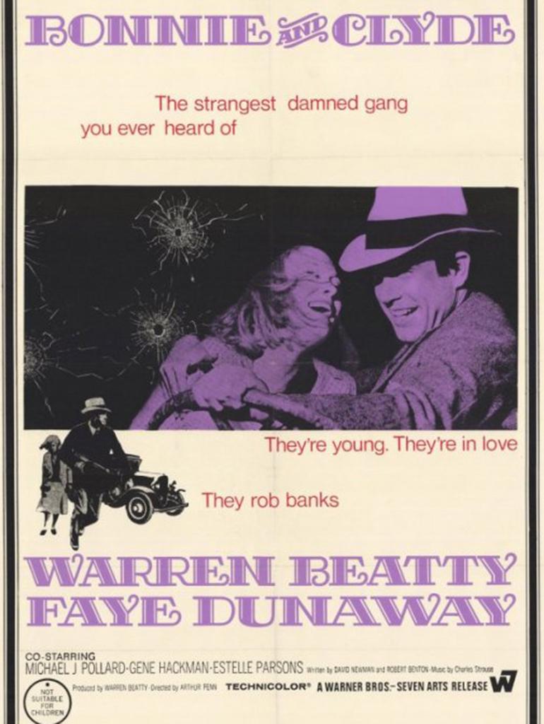 OUTLAWS   Bonnie & Clyde (1967)