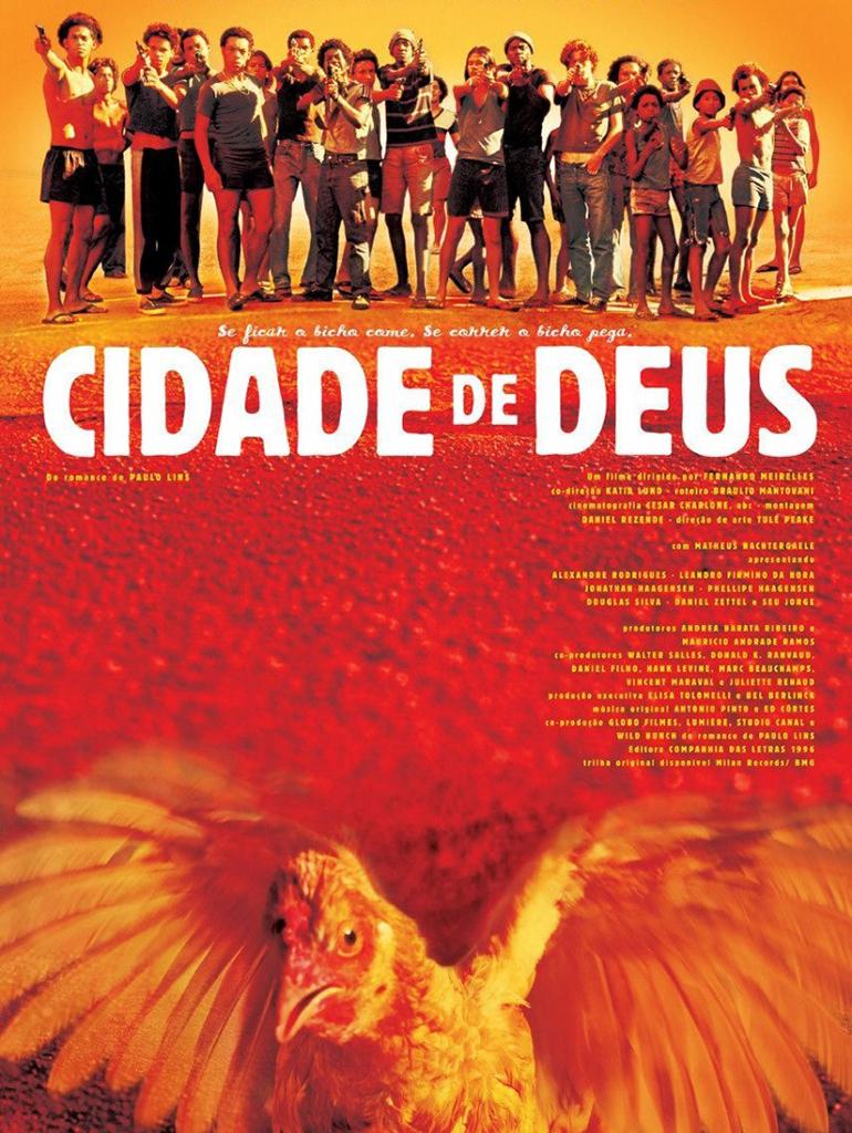 OUTLAWS   Cidade de Deus (2002)