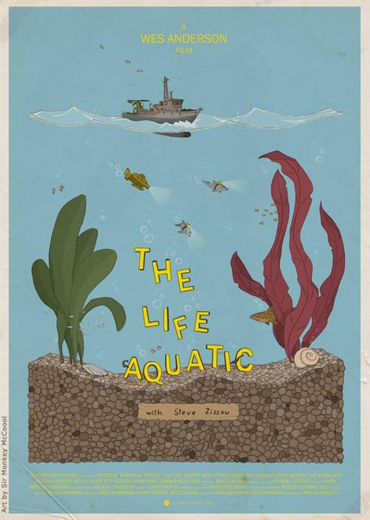 THE DEPTHS   The Life Aquatic with Steve Zissou (2003)