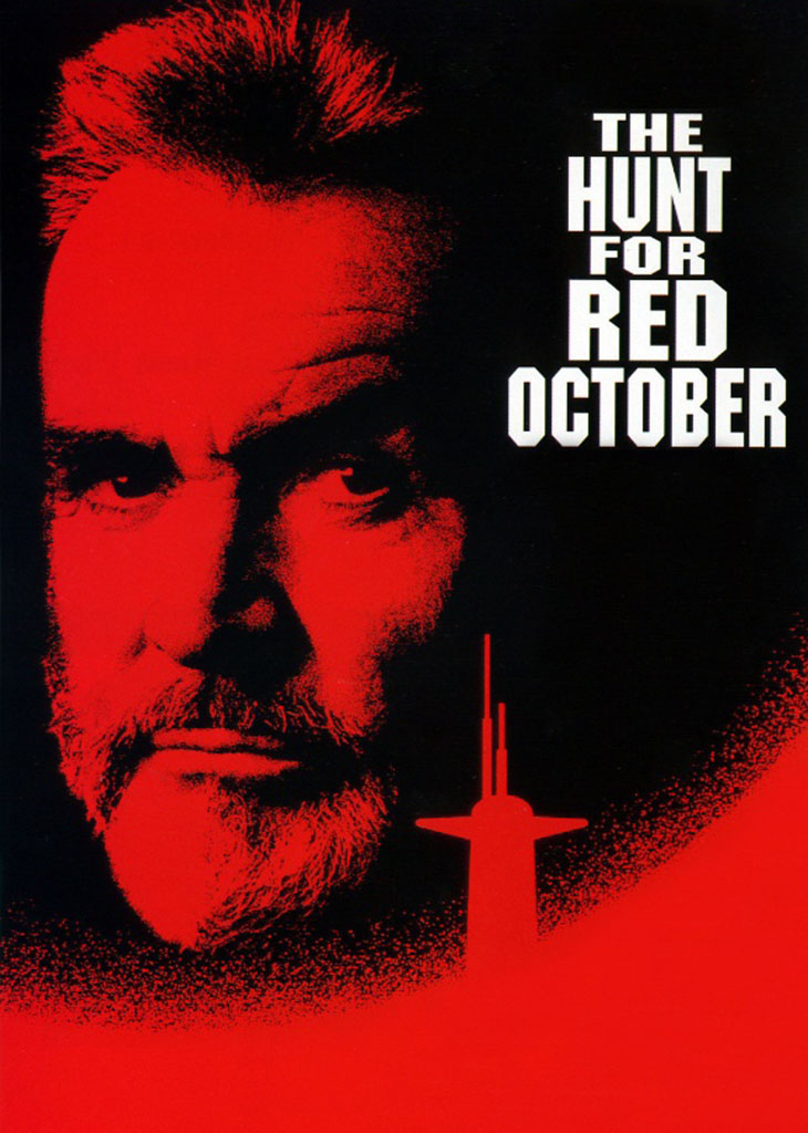 THE DEPTHS   The Hunt for Red October (1990)