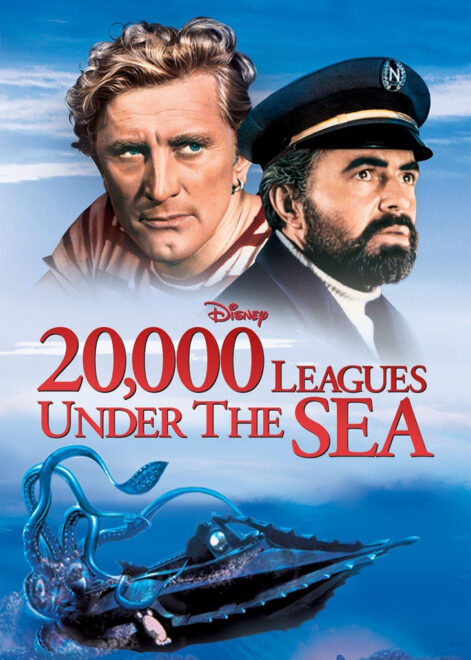 THE DEPTHS   20,000 Leagues Under the Sea (1954)