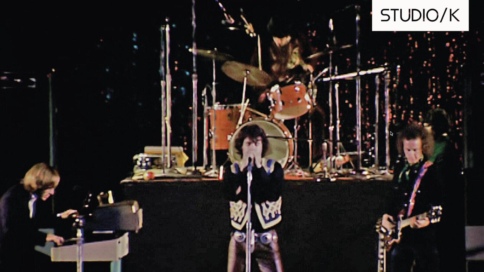 The Doors | concertregistratie